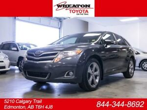 2014 Toyota Venza LE, V6, AWD, Remote Starter, Touch Screen, Bac