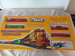 Vintage Bauchman Thunderbolt Train (HO scale)