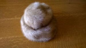 Chapeau de fourrure pour femme -Ladies fur hat