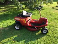 Murray ride on lawn mower