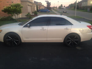 2009 Lincoln MKZ Open to offers