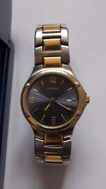Sekonda Gold/Silver Tone Watch