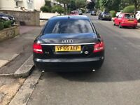 Audi A6 2.7 diesel with air suspension
