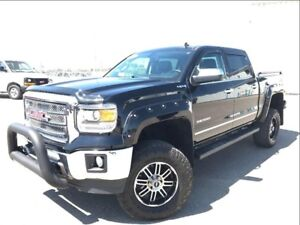 2014 GMC Sierra 1500 SLT-PST PAID- LIFTED CREW