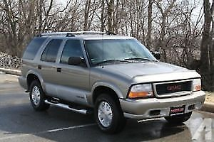 2000 GMC Envoy PARTS FOR SALE- ENGINE+ TRANNY INCLUDED