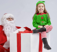 Jolly Santa Clause (& Mrs Claus available), and small ELF!!