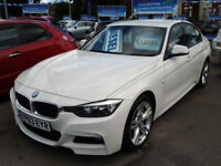 BMW 320 2.0TD 320d M Sport (FULL LEATHER+SAT NAV)