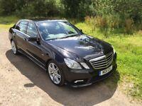 Mercedes-Benz E Class 3.0 E350 CDI BlueEFFICIENCY AMG Sport 265 7G-Tronic