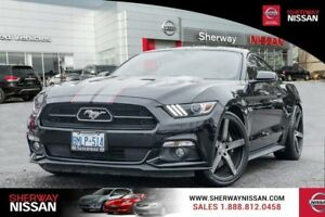 2015 Ford Mustang,50th anniversary GT edition with niche rims wi