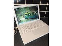 2006 Apple MacBook laptop, dual core processor, 4gb Ram, Microsoft office