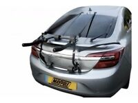Rear Mounted Bike/Cycle Carrier - out of box