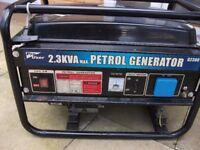 generator 2300 watt