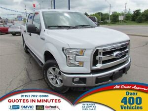 2015 Ford F-150 XLT | 4X4 | SAT RADIO | BLUETOOTH