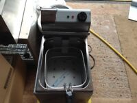 Brand new 8ltr table top fryer