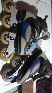 ULTRA WHEEL BIO-FLEX ROLLERBLADES