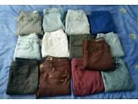 Bundle Of Ladies Skinny Jeans