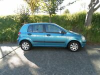 HYUNDAI GETZ 1.3 GSi AUTOMATIC ONLY 49,000 MILES! WITH S/HISTORY NEW MOT AUG 2018 DRIVES FANTASTIC!
