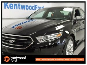 2016 Ford Taurus Limited AWD, NAV, sunroof, heated seats!