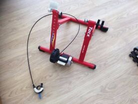 Tacx Magnetic turbo trainer