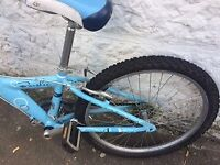 "Claude Butler Banshee Kid's Bike 24"" wheels. Good condition and ready to ride. Suit 6 to 12 year old"