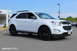 2017 Chevrolet Equinox LT! LEATHER! AWD! BACK UP CAM!