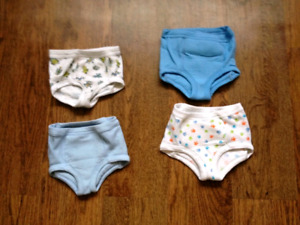 Toddler potty training underwear size 24 month and 30 month
