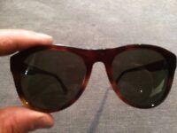 Lacoste L746S Havana style gents sunglasses