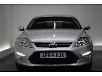FORD MONDEO 2.0 TITANIUM X BUSINESS EDITION [NAV/LEATHER] TDCI (silver) 2014