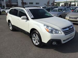 2014 Subaru Outback 2.5i AWD Limited+ EyeSight