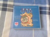French Revolutions, Audio book by Tim Moore ( 9 cds)