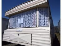 Static Caravan for Sale - Willerby Leven - 28x10 - 2 Bedrooms- only £1500!!!