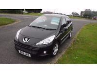 PEUGEOT 207 1.6 HDI SPORTIUM,2012,Alloys,Air Con,£20 Road Tax,Full Service History,Very Clean Car
