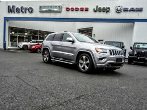 2016 Jeep Grand Cherokee Overland-Demo-FULLY LOADED