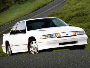 1992 Chevrolet Lumina Z34 Coupe (2 door)