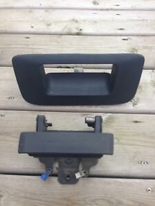 07/13 Chevy/gmc tailgate handle