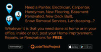 Get Contractor Quotes in Minutes - AS SEEN ON DRAGONS DEN!