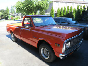 1971 Chevrolet C10 - Collector