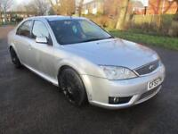 2005 55 FORD MONDEO 2.2 ST SIV TDCI LONG MOT TWO KEYS 6 SPEED CRUISE LEATHER PX