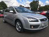 2006 FORD FOCUS 1.8 ZETEC CLIMATE TDCI * 12 MONTHS MOT + ONLY 96000 MILES + FULL SERVICE HISTORY **