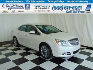 2015 Buick Verano Heated Leather * 2.0L Turbo *