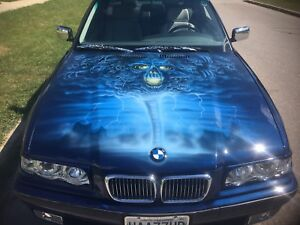 1998 Custom BMW 323is coupe (sunroof)