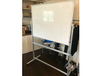 free standing white board for sale