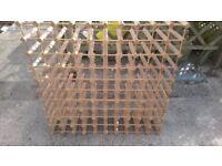 100 Bottle Wine Rack