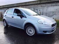 fiat punto 1.2 active 2007 new shape 10 months mot full service history mint condition MUST SEE