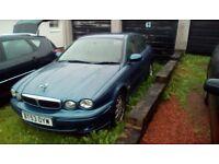 Jaguar x type 2.1 petrol