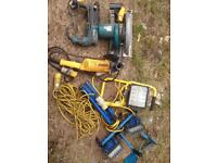 110v power tools for sale