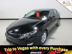 2014 Kia Optima LX GDI, BLUETOOTH, HEATED SEATS