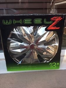 """13"""" """"Wheelz"""" wheel covers"""