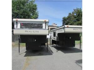 REDUCED !! New 2016 Palomino Real-Lite SS-1608 Truck Camper