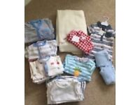 Baby boy clothes bundles 0-12 months